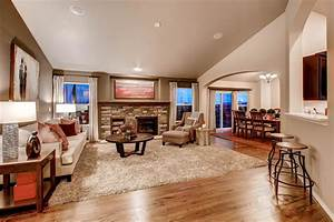 The, Raintree, By, Campbell, Homes, In, Meridian, Ranch, -, Transitional, -, Living, Room, -, Denver