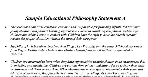 personal philosophy  leisure examples yahoo image
