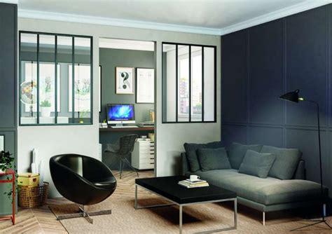 plan de travail cuisine gris anthracite verriere bureau sogal toutes nos verrières pour votre bureau