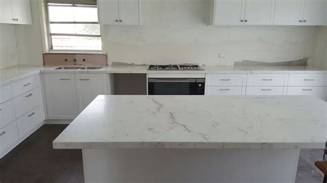 Miele Honed Marble Kitchen Benchtop