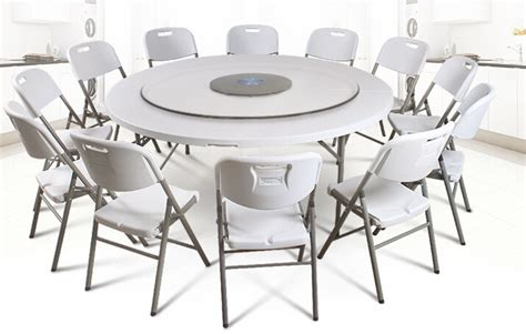 aliexpress buy hdpe plastic folding dining table