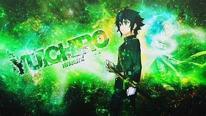 Seraph Owari Anime End Wallpapers Theme Yuichiro