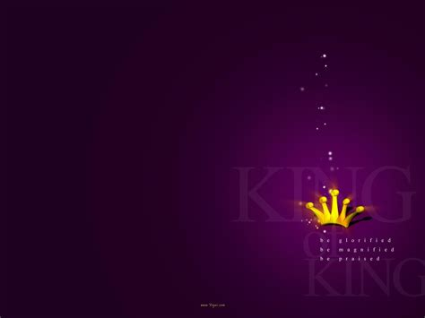 King Background Christian Graphic King Of Violet Background