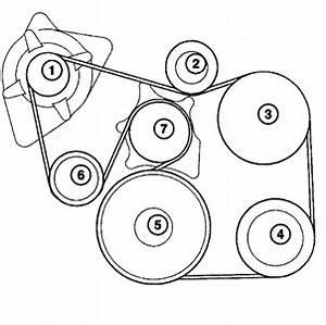 Solved  Belt Routing Diagram For 2011 Dodge 5 7 Hemi