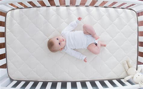 when should baby start sleeping in crib sleep safety how to choose a nontoxic crib mattress
