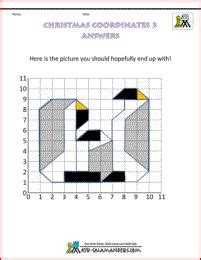 coordinates images worksheets math geometry