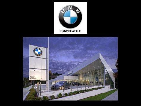 Bmw Seattle Car Dealership In Seattle, Wa 98134