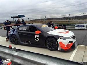 Reconfigured Acura Tlx Gt Runs Trouble-free Test Trial  U0026quot Circuit Of The Americas U2019