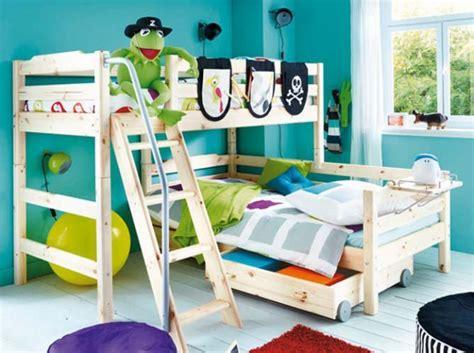 lits superposés séparables chambre d enfant comment bien am 233 nager une chambre pour deux d 233 coration