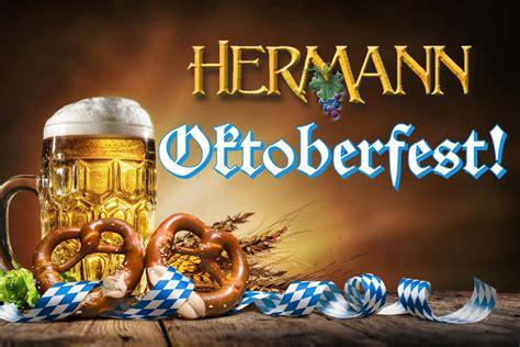 Hermann Oktoberfest - A Full Month of Celebration!