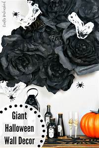Halloween Store Wuppertal : diy halloween wall decorations spooky flowers consumer crafts ~ Buech-reservation.com Haus und Dekorationen