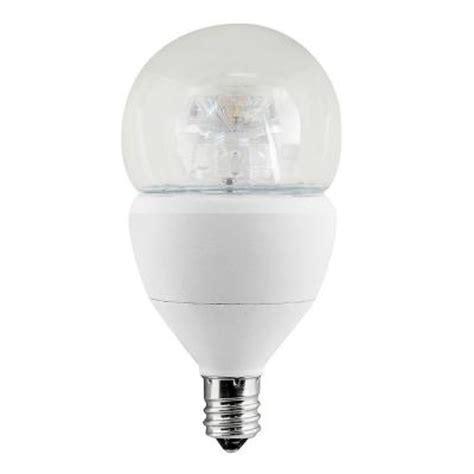 ecosmart 60w equivalent soft white a15 candelabra base