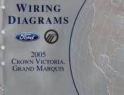 Ford Crown Victoria Mercury Grand Marquis Wiring
