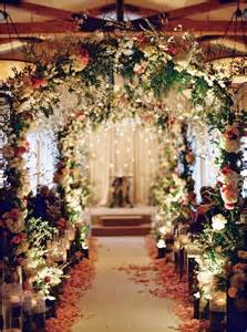 ideas for wedding ceremony 20 awesome indoor wedding ceremony décoration ideas