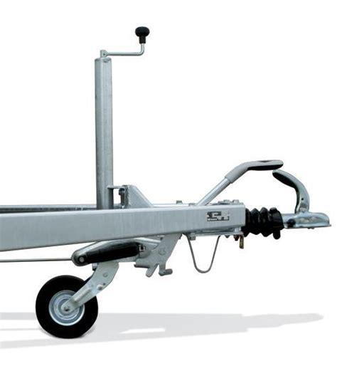 majoration de prix pour roue jockey automatique remorque