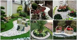 Idee Deco Jardin : decoration jardin facile ~ Mglfilm.com Idées de Décoration