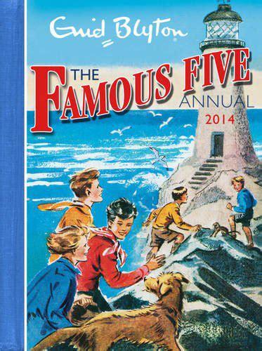 famous  annual   enid blyton