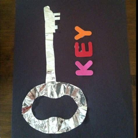 key craft  images letter  crafts key