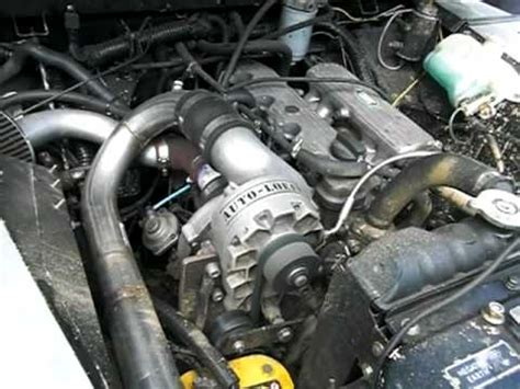 land rover tuning 200 tdi conversion diesel kompressor in serie 2 a supercharged