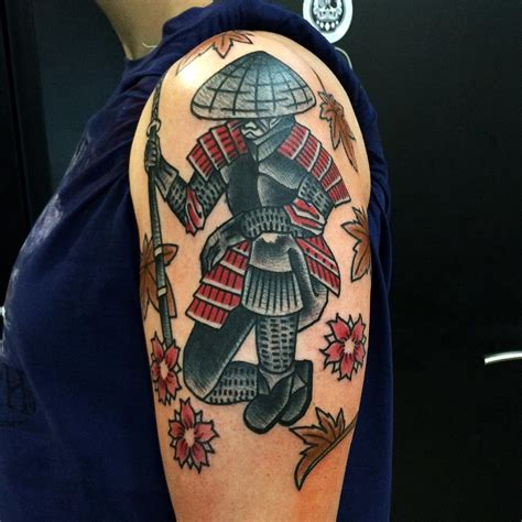 japanese samurai tattoo designs meanings