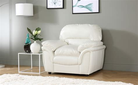 Rochester Ivory Leather 2 Seater Sofa Only £349.99
