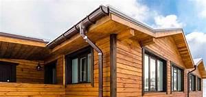 Bardage Façade Maison : repeindre fa ade en bois r novation fa ade en bois maison ~ Nature-et-papiers.com Idées de Décoration
