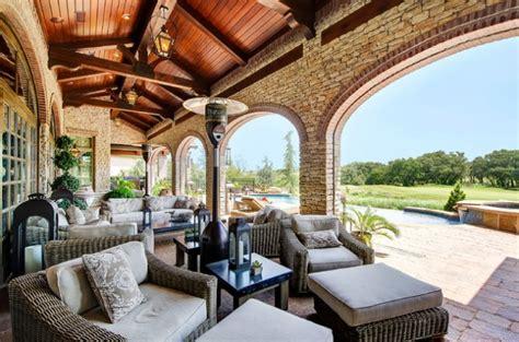 stunning mediterranean porch designs   ultimate