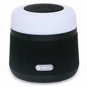 Handy Mit Qi : bluetooth lautsprecher mit qi ladeger t rgb led lampe schwarz ~ Eleganceandgraceweddings.com Haus und Dekorationen