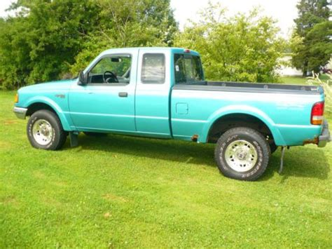 Sell Used 1993 Ford Ranger 4x4 Extended Cab Off Road