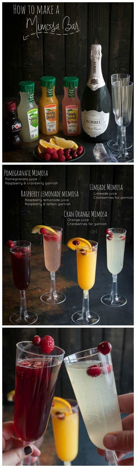 how to make a mimosa wedding theme how to make a mimosa bar 2549254 weddbook