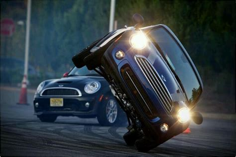 Are Mini Coopers Fast by Mini Cooper Fast Furious Random