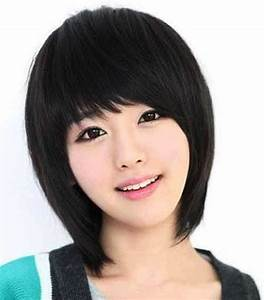 25 Asian Hairstyles For Round Faces Hairstyles