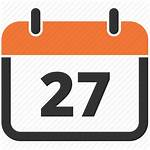 Calendar Date Icon Delivery Estimated Icons Icone