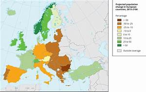 Population trends 1950 – 2100: globally and within Europe ...