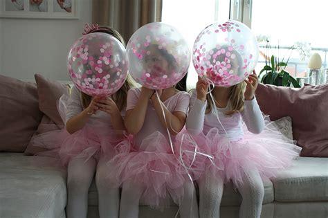 So Feierst Du Den Perfekten Ballerina-geburtstag!