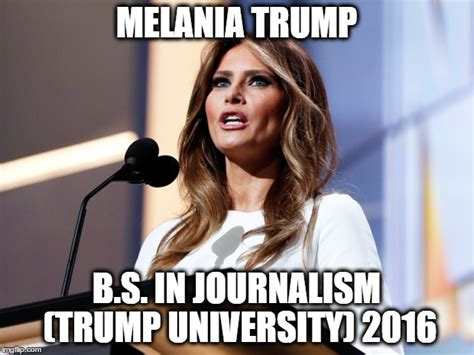 Melania Trump Memes - first lady imgflip