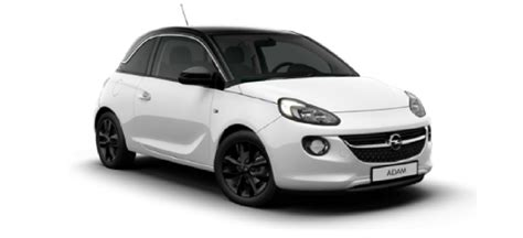 Opels Unlimited by Opel Adam Unlimited Cluno