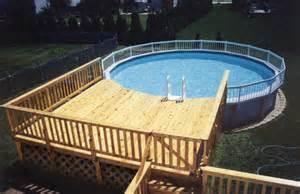 12 x 16 pool deck for a 24 pool at menards 174