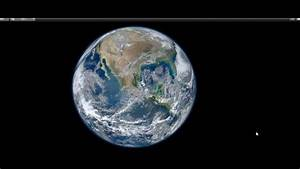 Proof NASA Earth Image is A Lie - YouTube