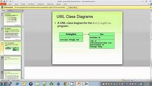 Cpt187 - Uml Class Diagrams In Dia