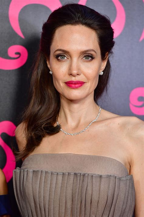 Angelina Jolie has made peace with her estranged father ...