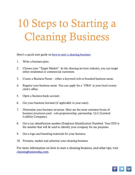starting a janitorial business essay starting a janitorial