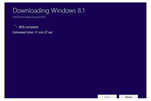 windows 8.1 upgrade download offline