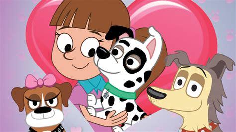 Pound Puppies Puppy Love Dvd