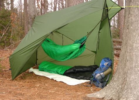 Jrb Hammock Hut by Backpacking Cing With A Hammock And