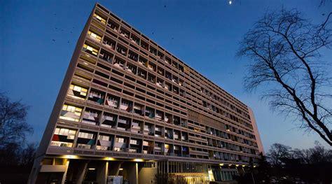 Unité d'Habitation apartment renovation completes Le ...