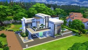 JarkaD Sims 4: Villa JOSETTE • Sims 4 Downloads