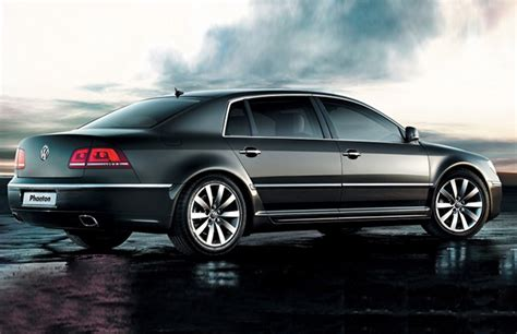 Volkswagen Phaeton To Be Discontinued By 2016