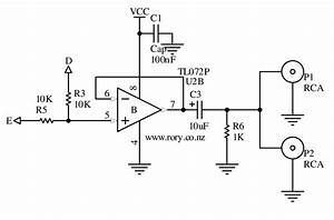 karaoke circuit electronics volts and bits With datasheet application note explained electronic circuit projects