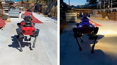 Construction Safety Anymal Robot Innovative Brings Approach